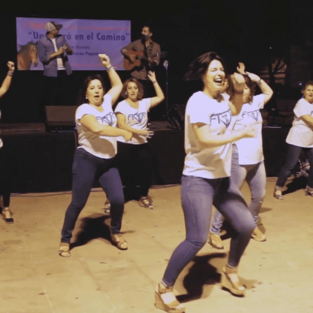 Video de la Actuación: «Orgullo de Barrio» Abel Romano ft. Rabem & Agga Energy