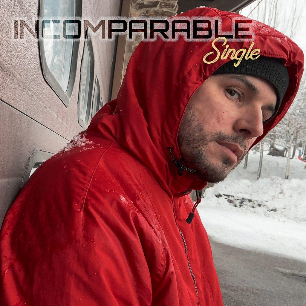 Portada Single Incomparable 2