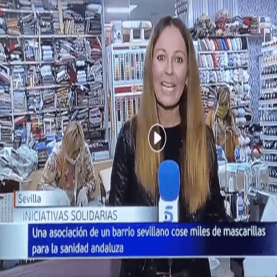 Los vecinos de Torreblanca fabrican más de 1.000 mascarillas para donar a sanitarios