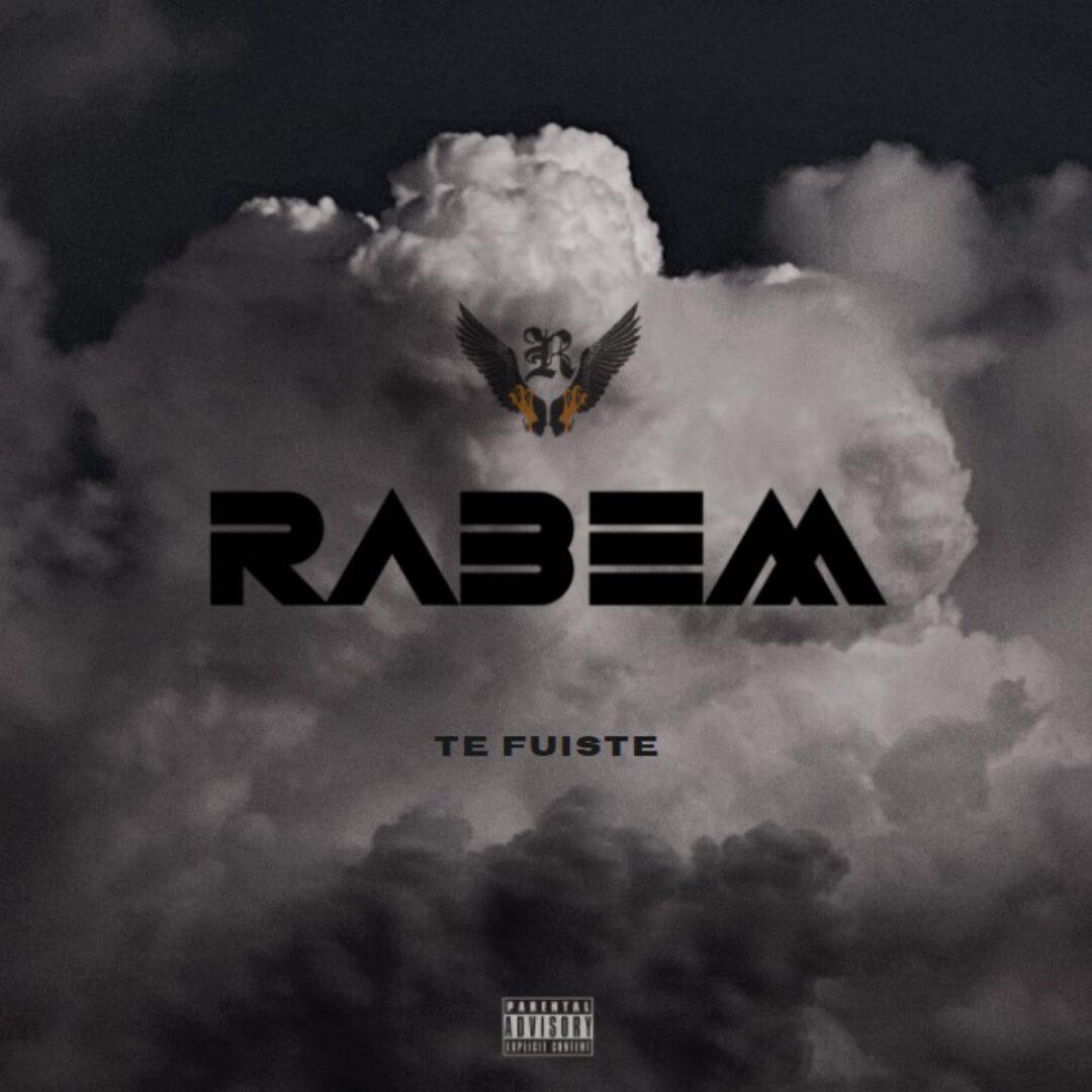 Un regalo para finalizar el año: Rabem lanzará nuevo single «Te Fuiste»